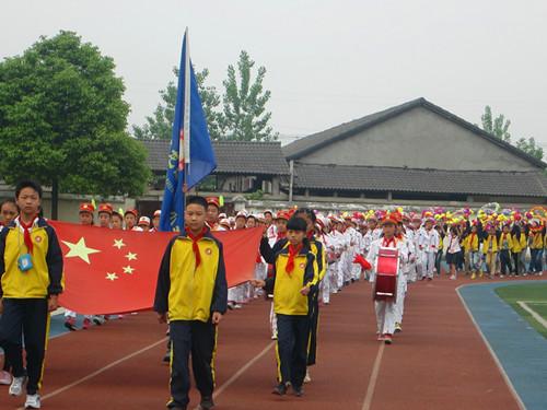 湖北宜昌乡村小学运动会精彩演绎新风景